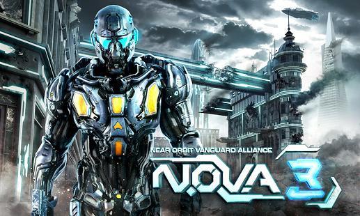N.O.V.A. 3 - 近轨道...