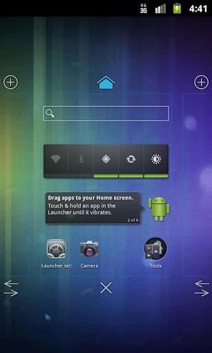 ICS启动器|玩休閒App免費|玩APPs