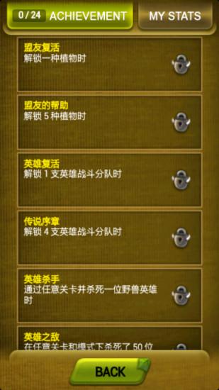 植物保卫战 策略 App-愛順發玩APP