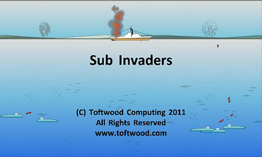 Sub Invaders