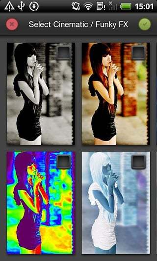 照片墙photo FX动态壁纸