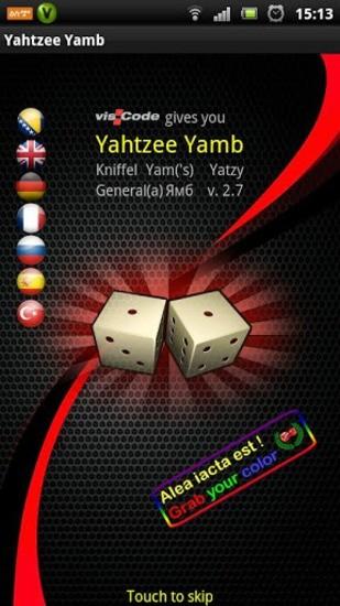 Yahtzee Yamb Kniffel Yams