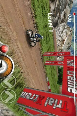 3D极限摩托游戏截图