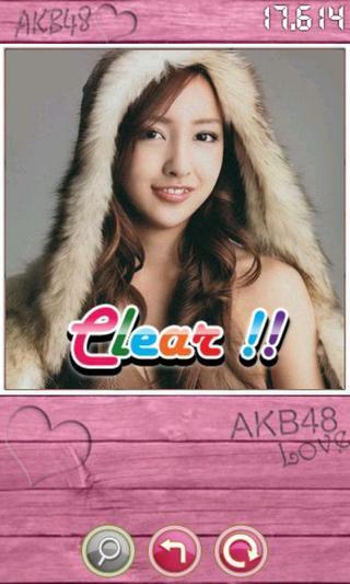 AKB48拼图挑战