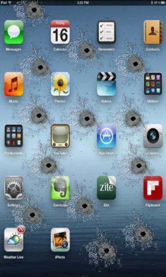 iPad 3 Shooter