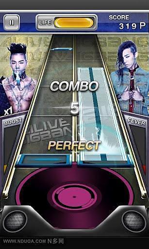 BIGBANG音乐游戏