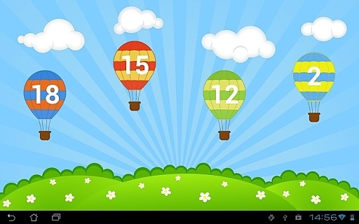 【免費益智App】幼儿数字与算术-APP點子