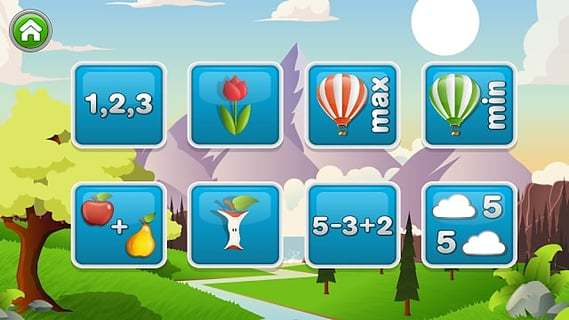 玩免費教育APP|下載幼儿数字与算术 app不用錢|硬是要APP