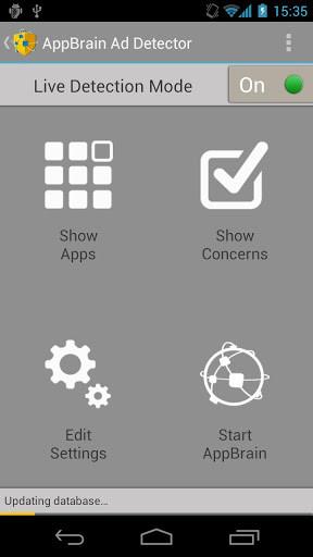 AppBrain广告探测器