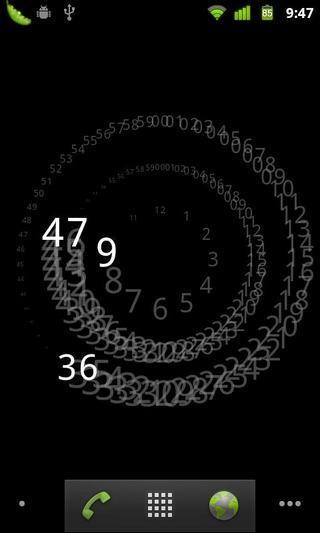 模拟时钟动态壁纸