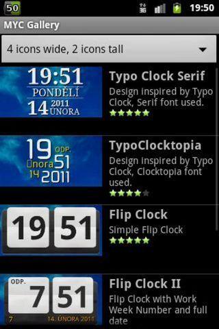 Make Your Clock Widget