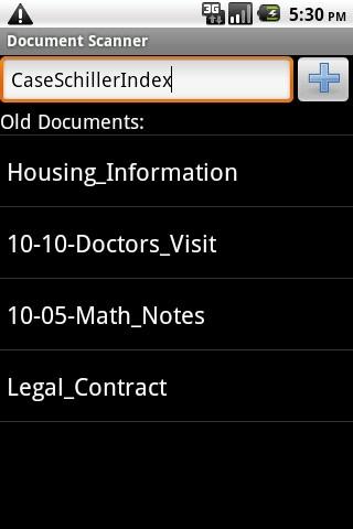 文档扫描仪汉化版 Document Scanner
