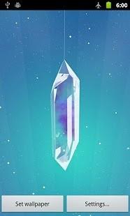 幸运水晶动态壁纸