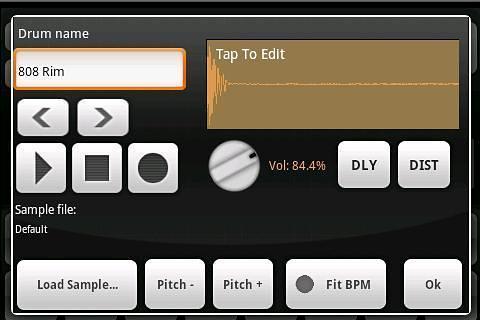 MIDI电子编程鼓