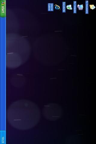 XP桌面启动器