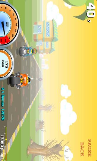 摩托极速狂飙