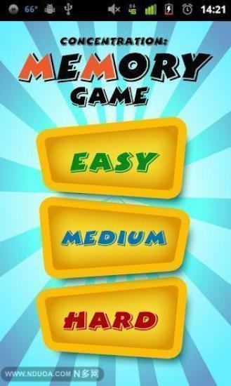 记忆游戏 玩休閒App免費 玩APPs