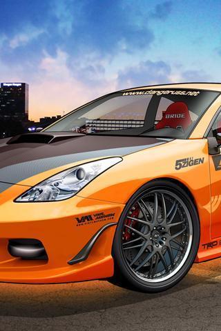 3D極速飛車