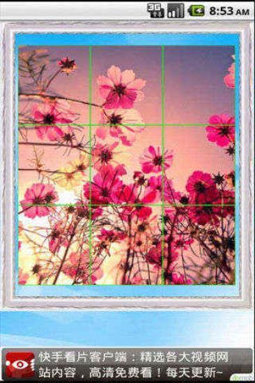 花丛集锦拼图