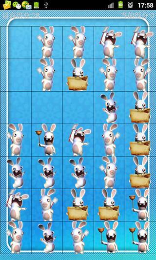 大嘴兔搞怪碰碰乐