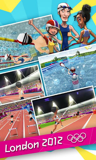 伦敦2012奥运会官方游戏