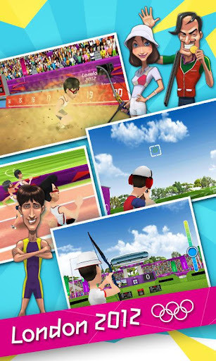 玩休閒App 伦敦2012奥运会官方游戏免費 APP試玩