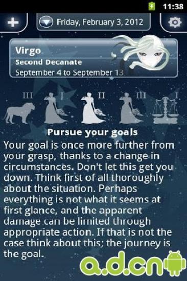 我的星座 My Horoscope Pro