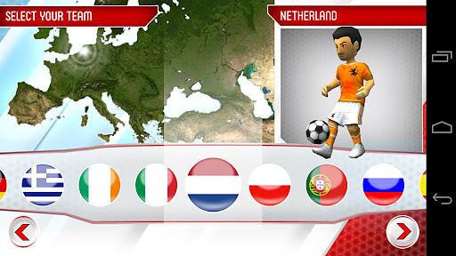 冲锋2012欧洲杯