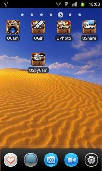 超级间谍相机(USpyCam) 攝影 App-愛順發玩APP