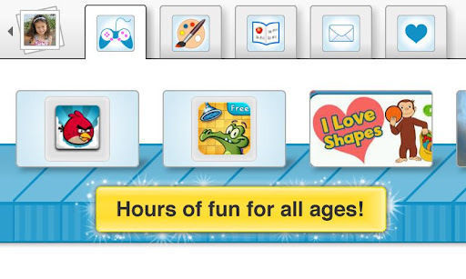 儿童模式:免费游戏+儿童锁