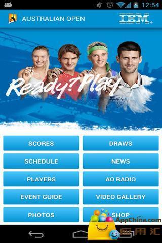 2013年澳网公开赛