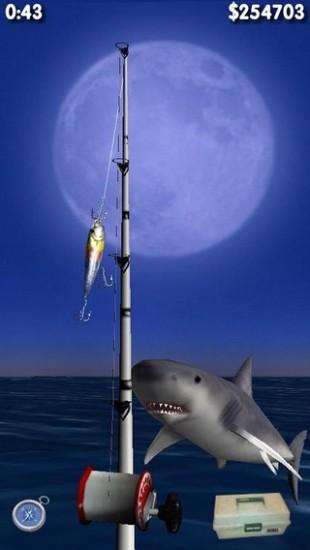 钓鱼大赛夜间版