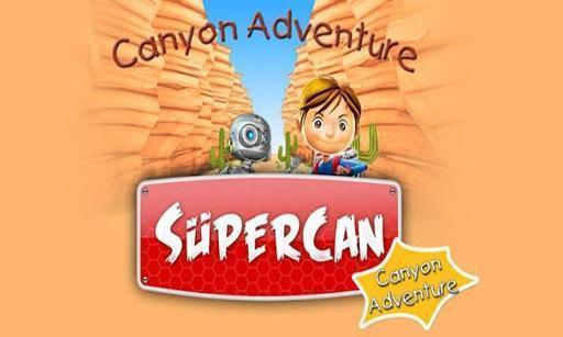 峡谷历险记 Supercan Canyon Adventure