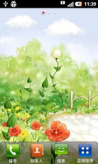 春天萌动壁纸|玩工具App免費|玩APPs