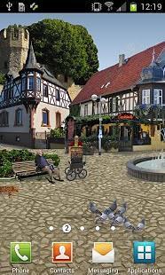 复古小镇动态壁纸