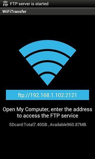 玩免費休閒APP|下載WiFi传输 app不用錢|硬是要APP