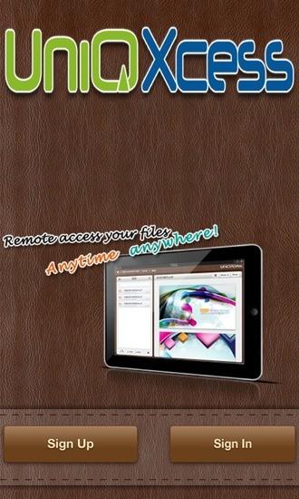 UniQXcess免费版--远程访问工具