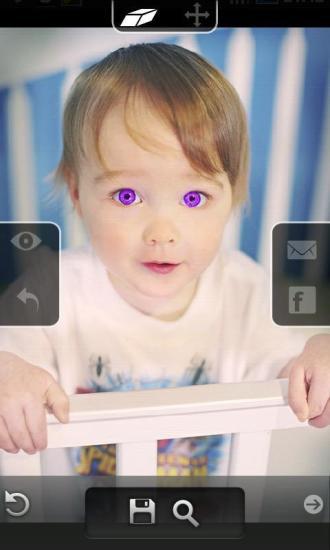 改变眼睛颜色