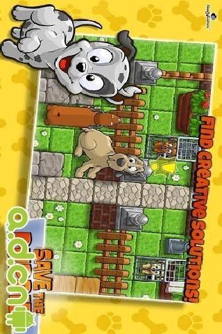 玩免費冒險APP|下載Save the Puppies app不用錢|硬是要APP