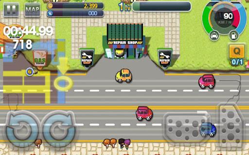 出租车司机2 賽車遊戲 App-愛順發玩APP