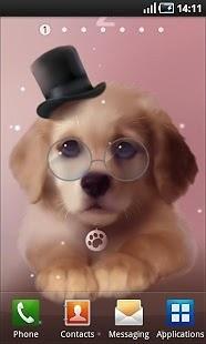 小狗狗动态壁纸