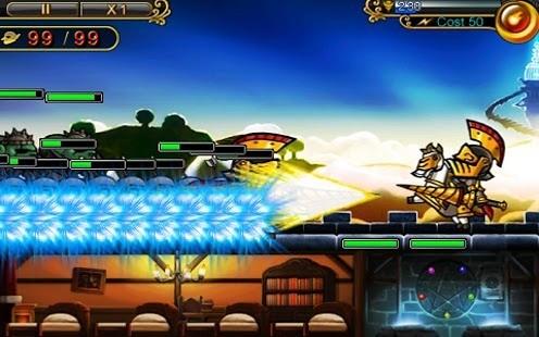 女神守护者 Defender of Diosa|玩冒險App免費|玩APPs