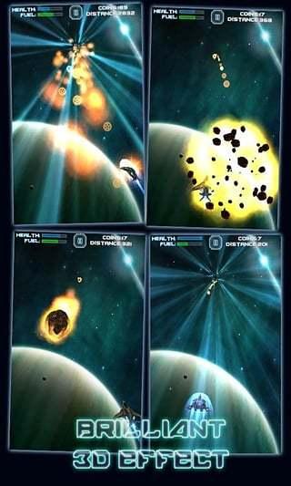 冲击星系 Rush Galaxy