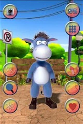 玩免費益智APP|下載会说话的驴 app不用錢|硬是要APP