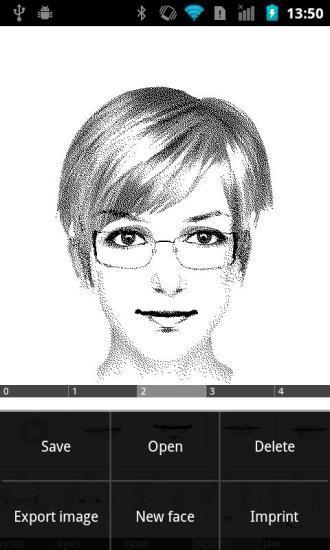 玩免費攝影APP|下載女性头像素描(FlashFace Woman) app不用錢|硬是要APP