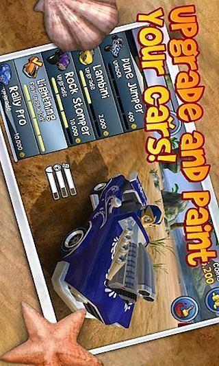玩免費賽車遊戲APP|下載沙滩车闪电战 app不用錢|硬是要APP