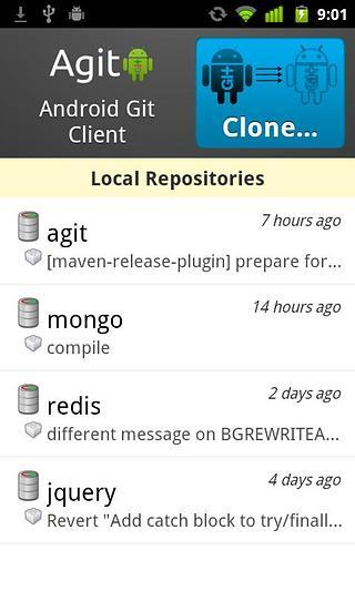 Git客户端Agit