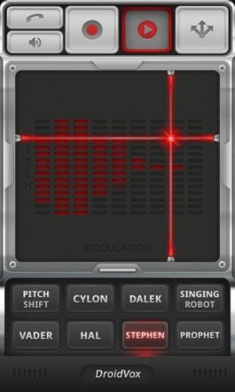机器人语音转换器 DroidVox - Voice Changer