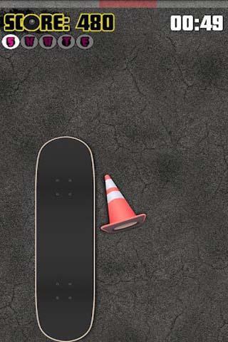 【免費體育競技App】手指滑板-APP點子