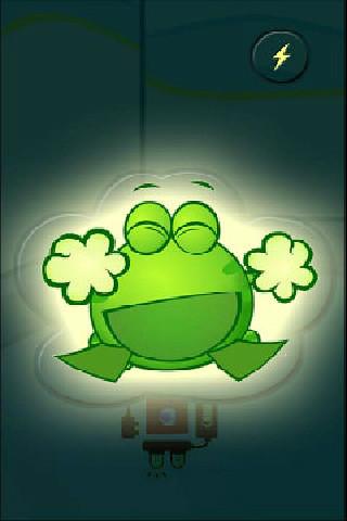 绿豆蛙手电筒